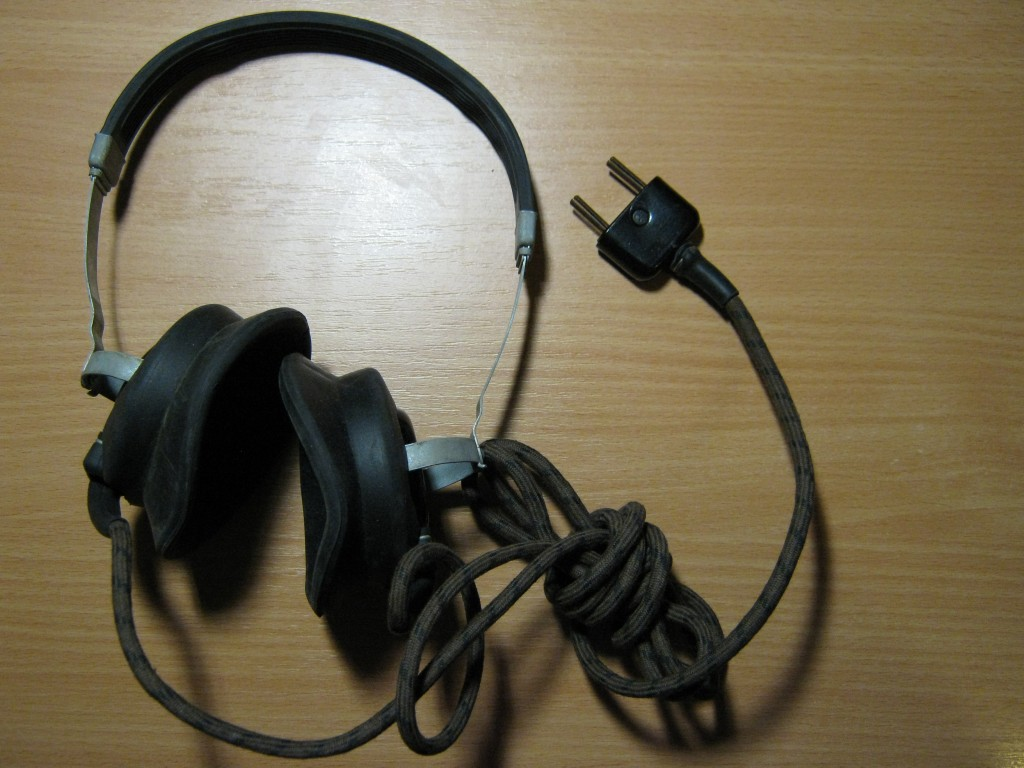 IBG-58-T headphones
