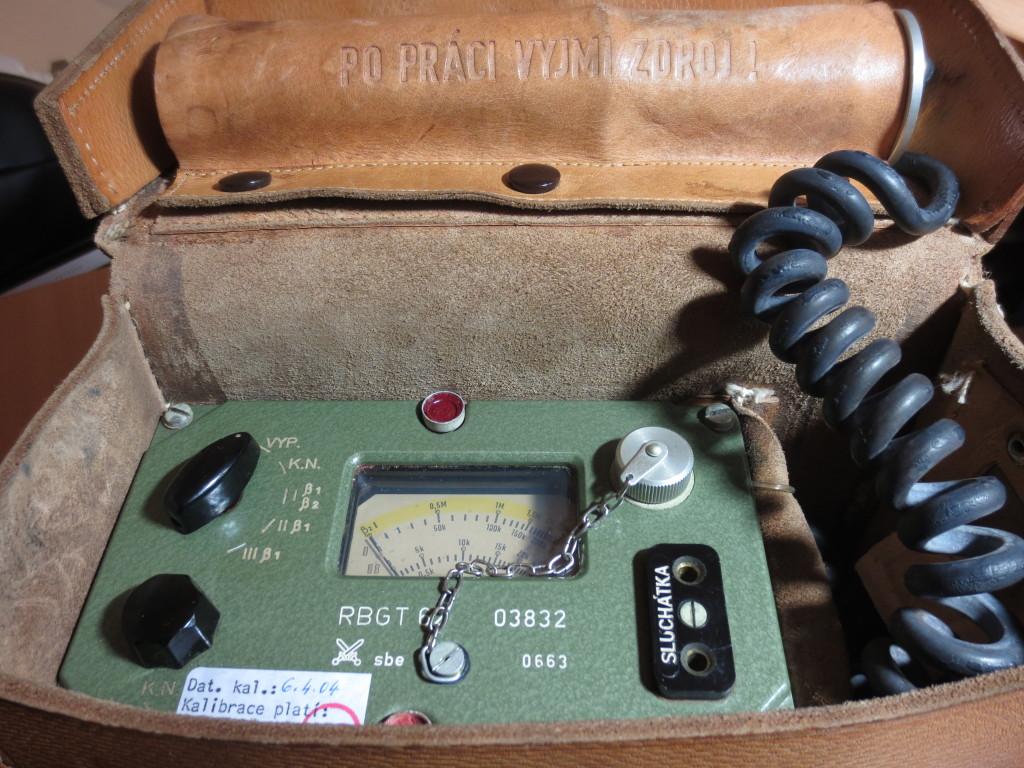 RBGT-62 inside case