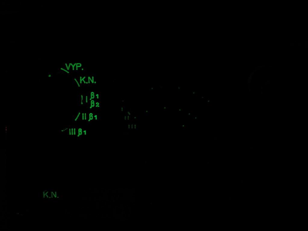 RBGT-62 in dark